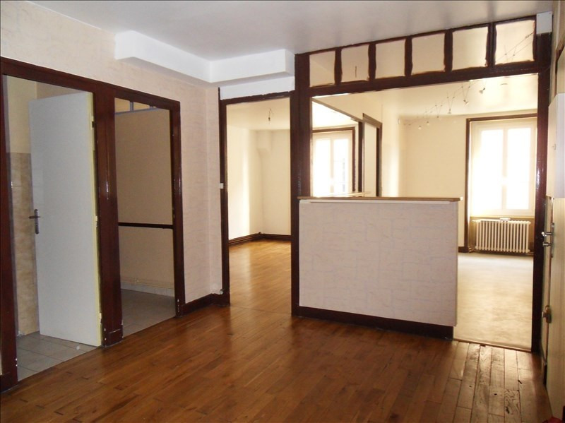 Rental apartment Belleville 540€ CC - Picture 2