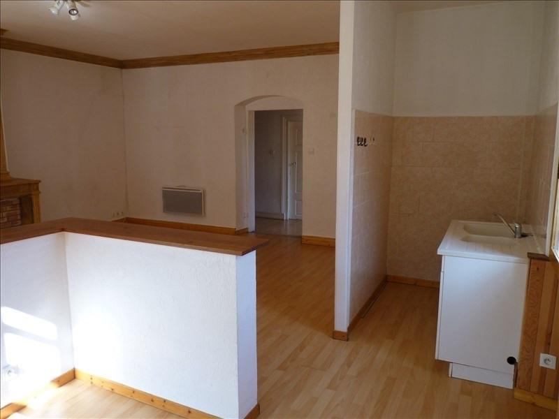 Vente appartement Nantua 84500€ - Photo 2