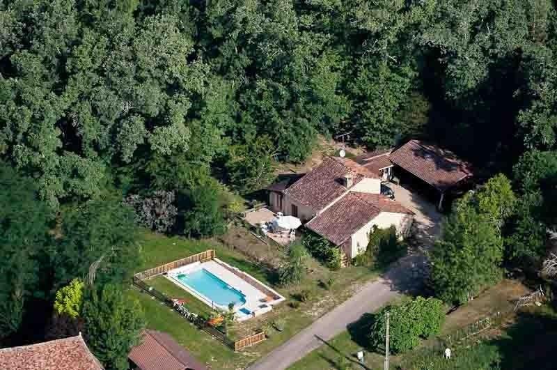Vente maison / villa Villamblard 222000€ - Photo 1