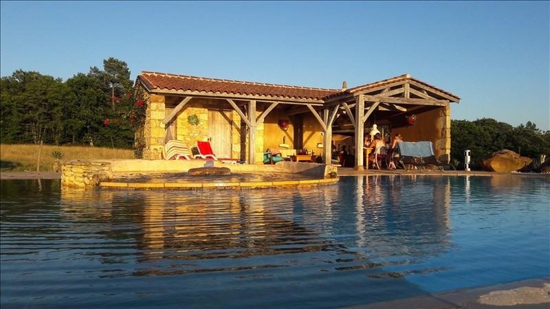 Deluxe sale house / villa St amand de belves 588000€ - Picture 5