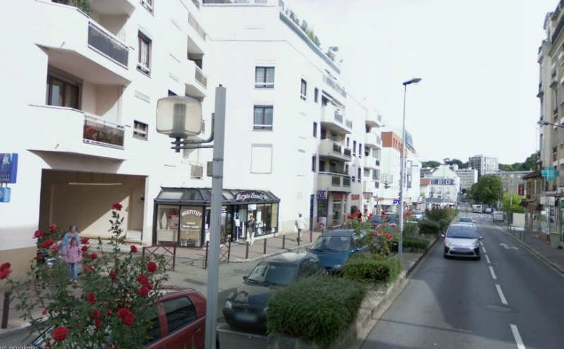 Rental apartment Viroflay 615€ CC - Picture 3
