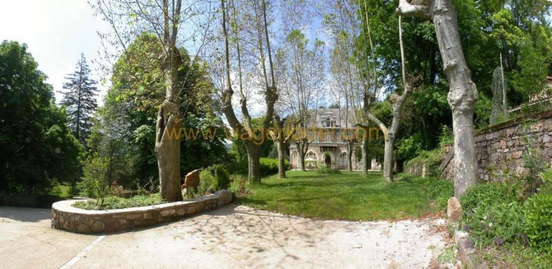 Lijfrente  kasteel Alzon 395000€ - Foto 5