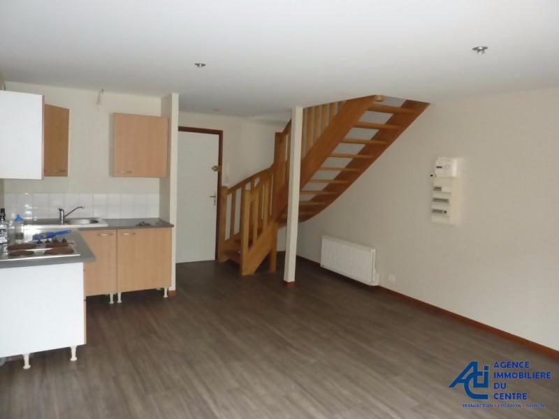 Rental apartment Pontivy 401€ CC - Picture 1