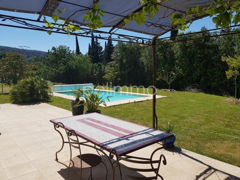 Vente maison / villa Lamanon 485000€ - Photo 2