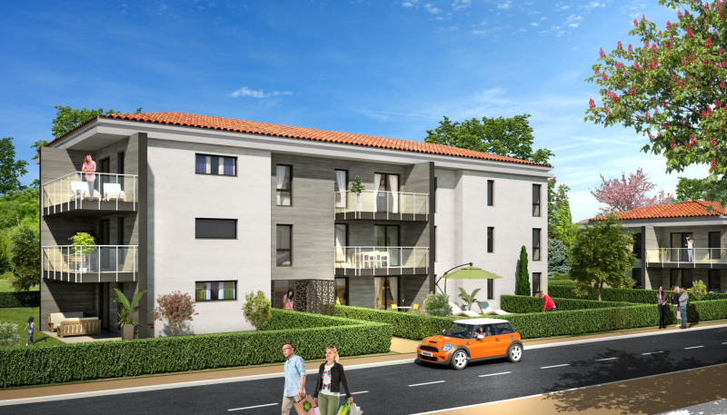 Vendita nuove costruzione Roche-la-molière  - Fotografia 1