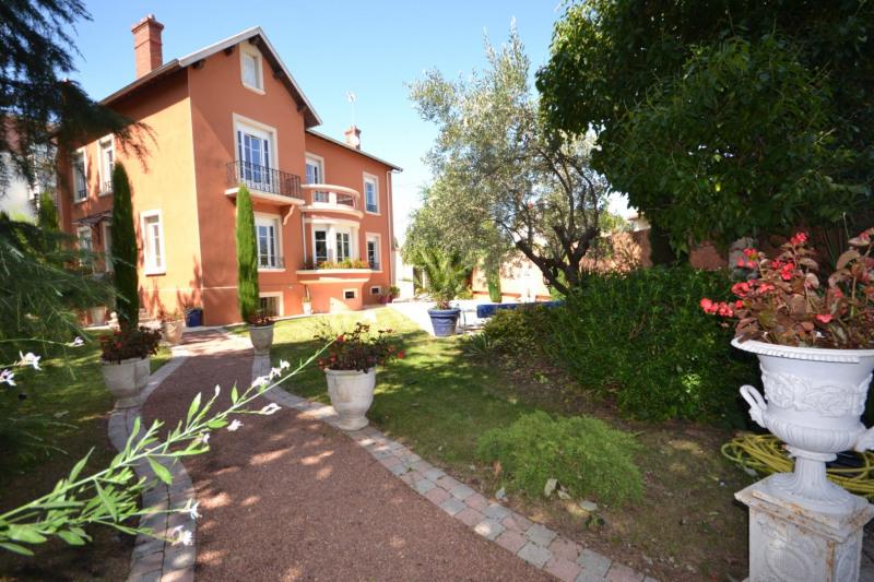 Vente de prestige maison / villa Villefranche sur saone 950000€ - Photo 1