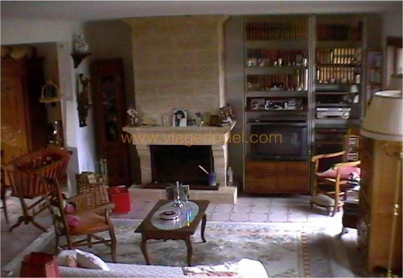 Vendita nell' vitalizio di vita casa Droue-sur-drouette 63000€ - Fotografia 3