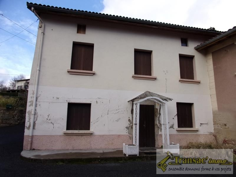 Sale house / villa Viscomtat 26 000€ - Picture 1