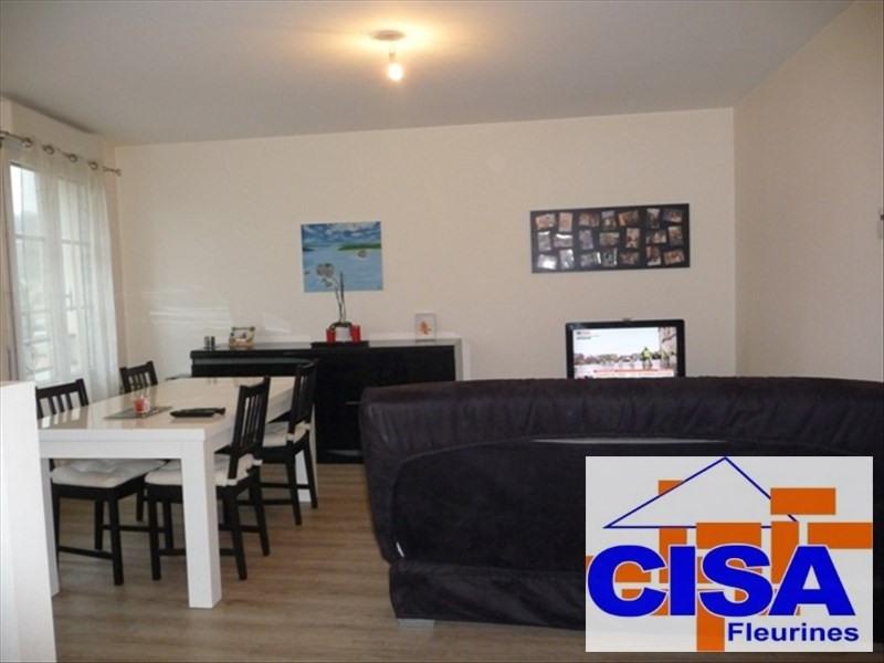 Rental apartment Fleurines 670€ CC - Picture 1