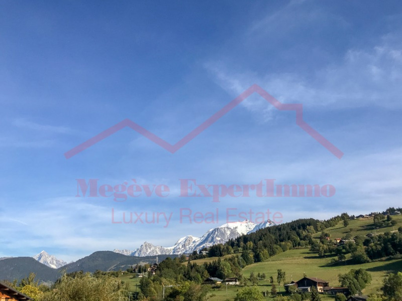 Vente terrain Combloux 483360€ - Photo 1
