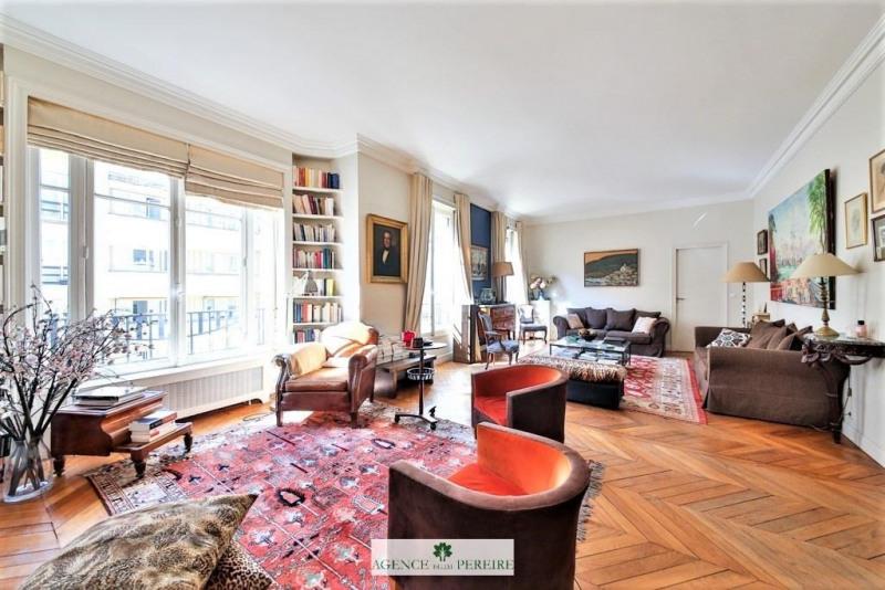 Deluxe sale apartment Paris 17ème 1595000€ - Picture 2