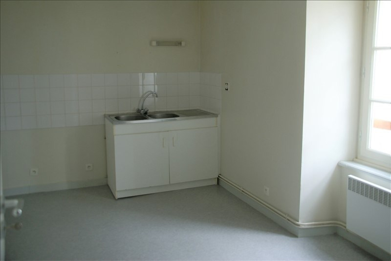 Rental apartment Quimperle 420€ CC - Picture 1