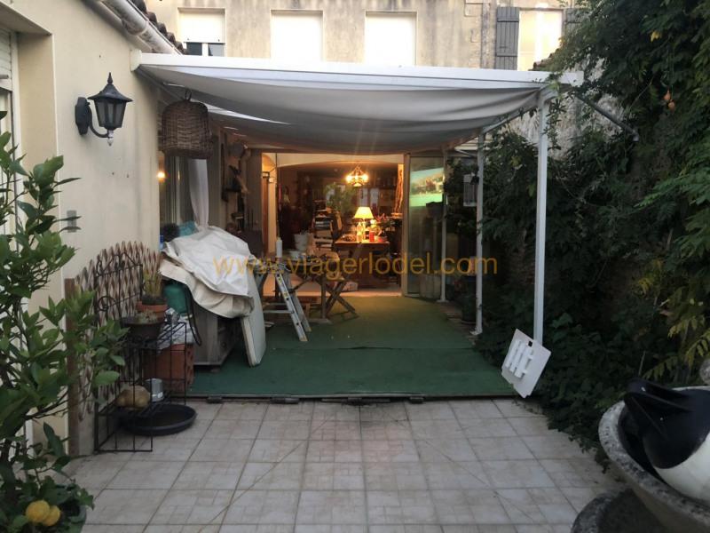Vendita nell' vitalizio di vita casa Marennes 66500€ - Fotografia 1