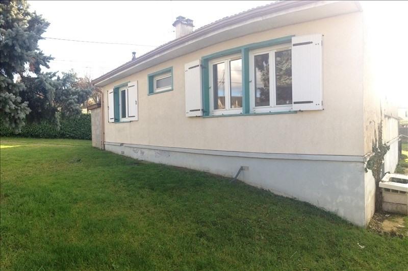 Vente maison / villa Nanteuil les meaux 189000€ - Photo 1