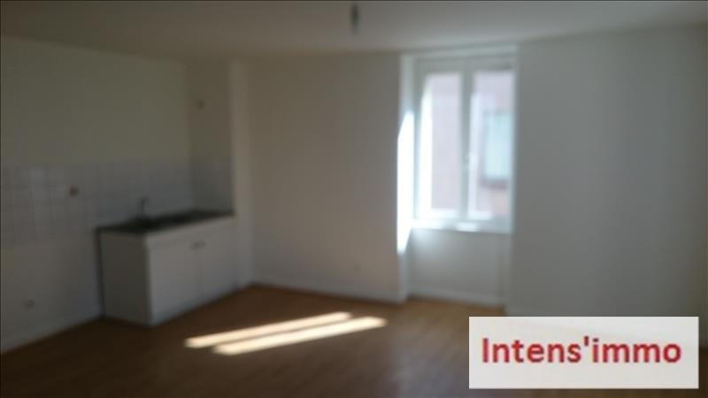 Sale apartment Romans 45000€ - Picture 2