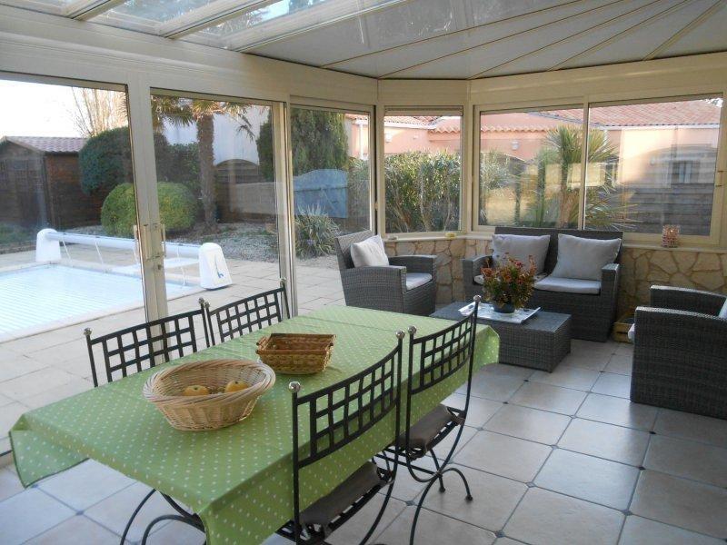 Vente maison / villa Chateau d'olonne 550000€ - Photo 4
