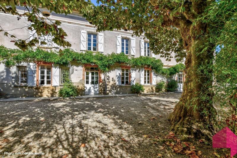 Vente de prestige maison / villa Verfeil 747000€ - Photo 1