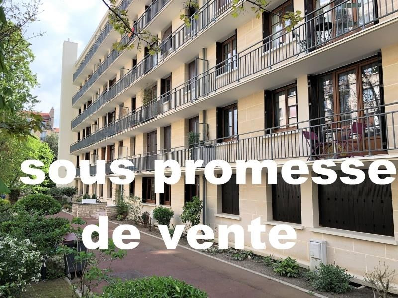 Vente appartement Asnieres sur seine 421 200€ - Photo 1