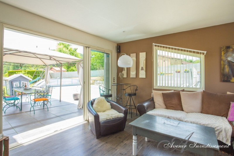 Sale house / villa St romain de popey 469000€ - Picture 5