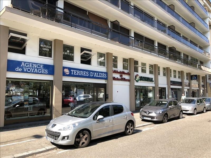 Location local commercial Strasbourg 1400€ HT/HC - Photo 1