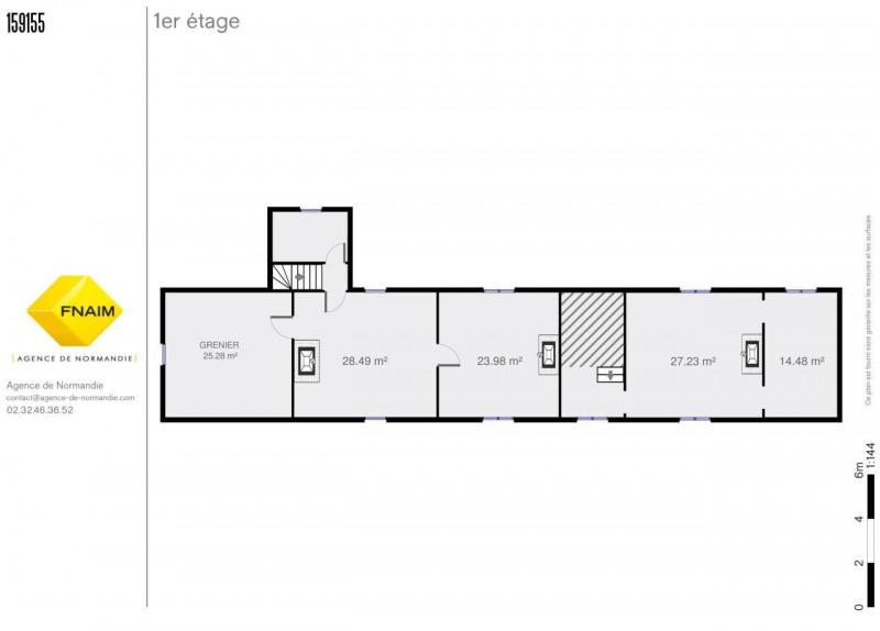 Vente maison / villa Montreuil-l'argille 106500€ - Photo 4