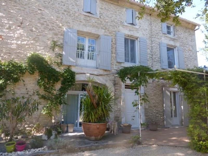 Vente de prestige maison / villa Barbentane 555000€ - Photo 1