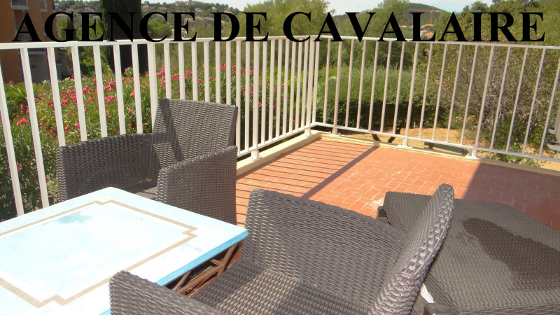 Sale apartment Cavalaire sur mer 178 000€ - Picture 1
