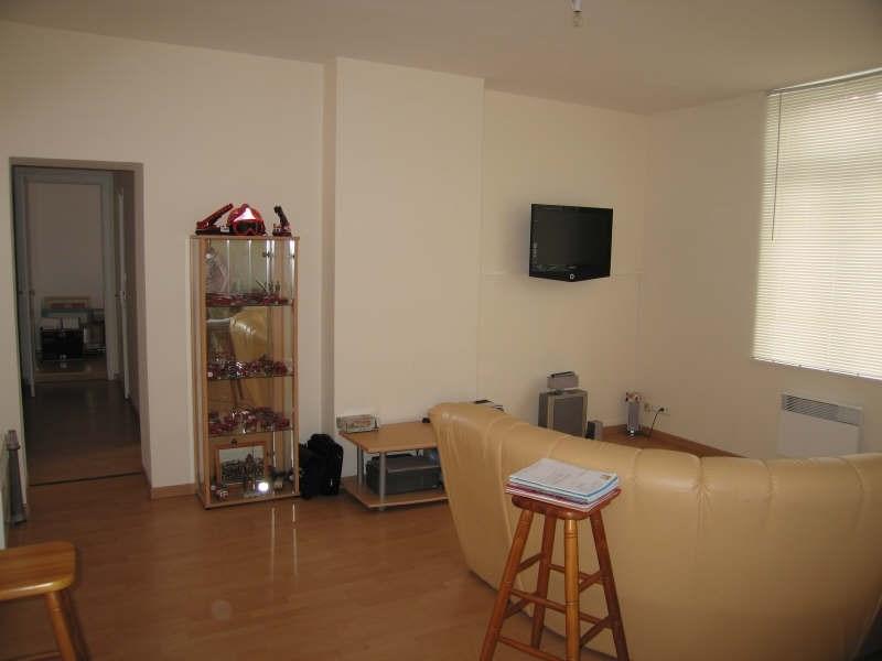 Rental apartment Achicourt 490€ CC - Picture 1