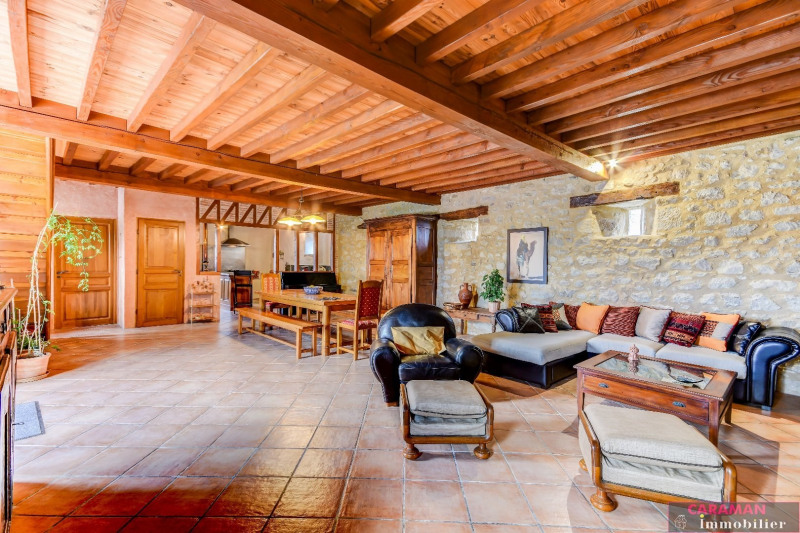 Venta de prestigio  casa Caraman 569000€ - Fotografía 14