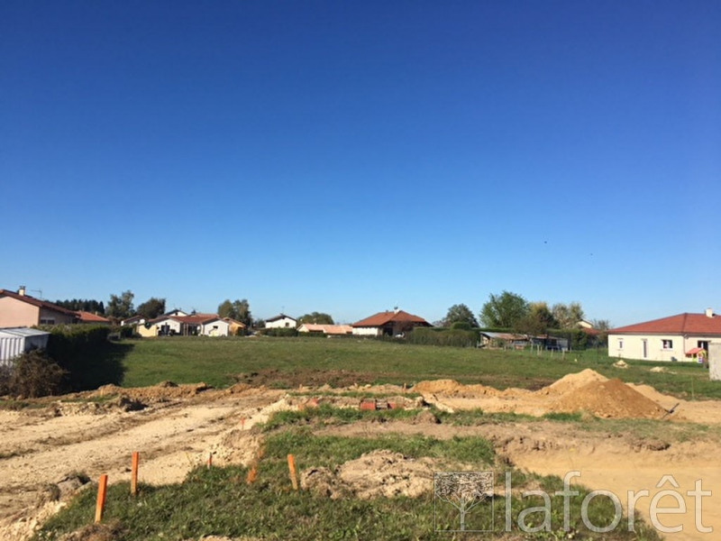 Vente terrain Bourg en bresse 83000€ - Photo 2