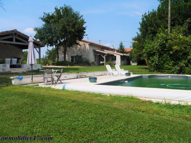 Sale house / villa Prayssas 340000€ - Picture 2