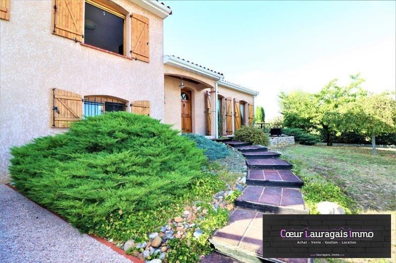 Vente maison / villa Dremil lafage (secteur) 477000€ - Photo 1
