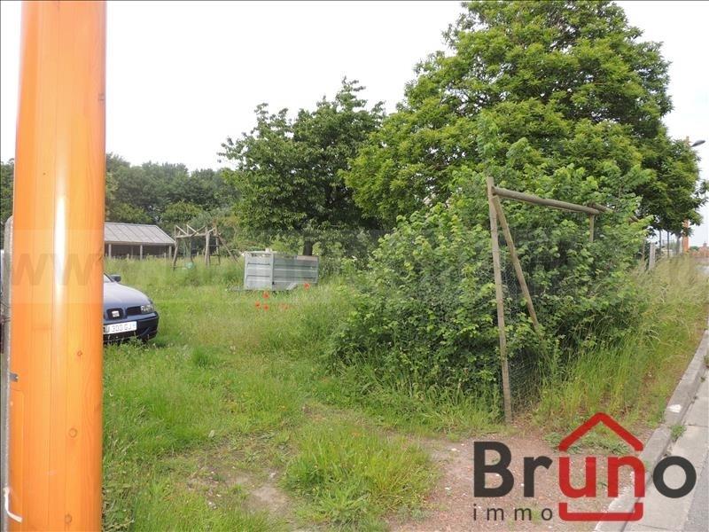 Vendita terreno Le crotoy 74500€ - Fotografia 3