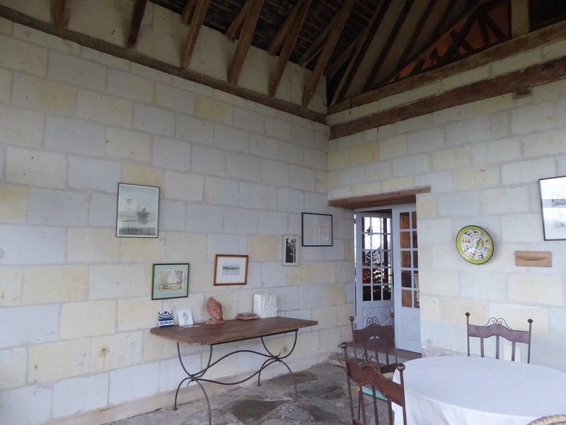 Vente de prestige maison / villa Angers 30 mn sud est 360000€ - Photo 5