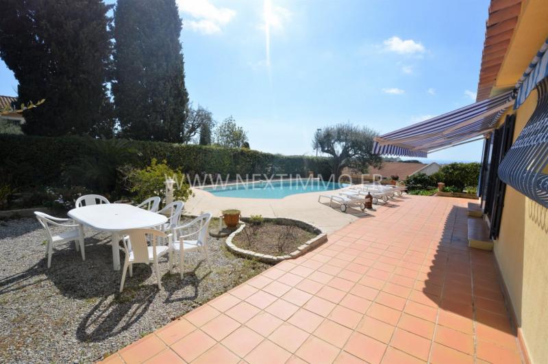 Deluxe sale house / villa Roquebrune-cap-martin 1450000€ - Picture 1