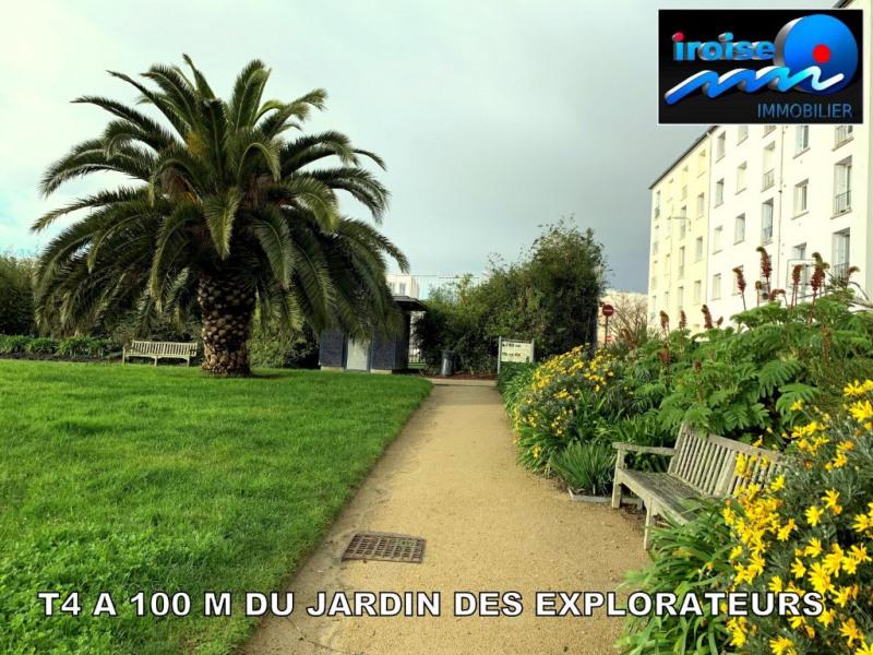 Sale apartment Brest 89300€ - Picture 2