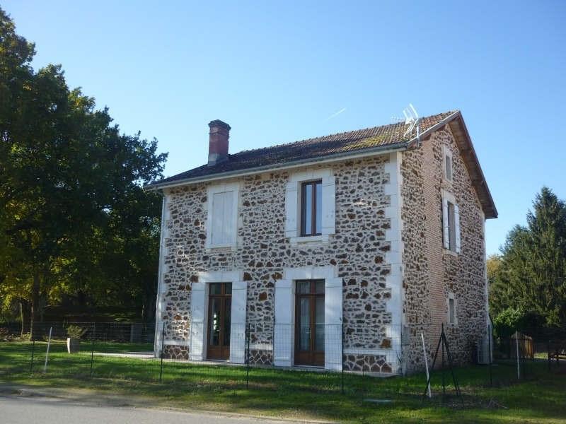 Sale house / villa Commensacq 280000€ - Picture 1