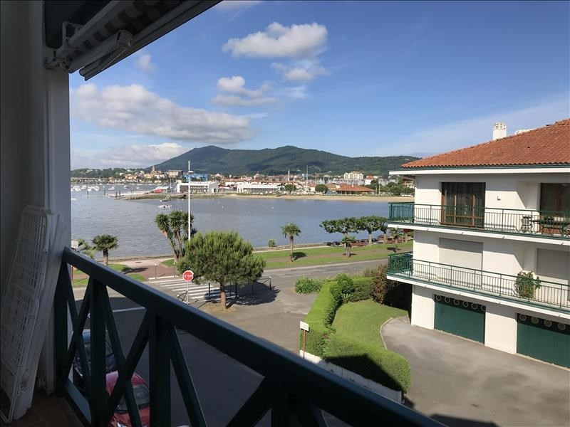 Viager appartement Hendaye 150000€ - Photo 1