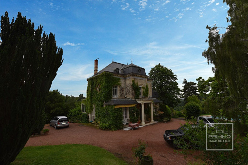 Deluxe sale house / villa Saint cyr au mont d or 2 400 000€ - Picture 3