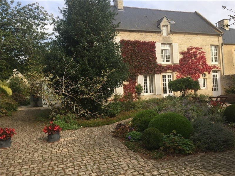 Revenda residencial de prestígio casa Le manoir 785000€ - Fotografia 1