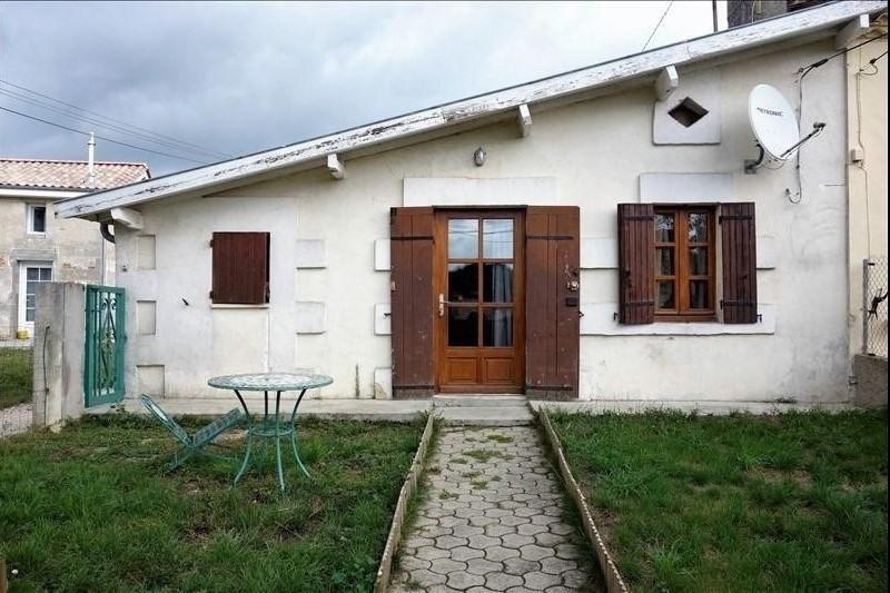 Vente maison / villa Laruscade 100000€ - Photo 7