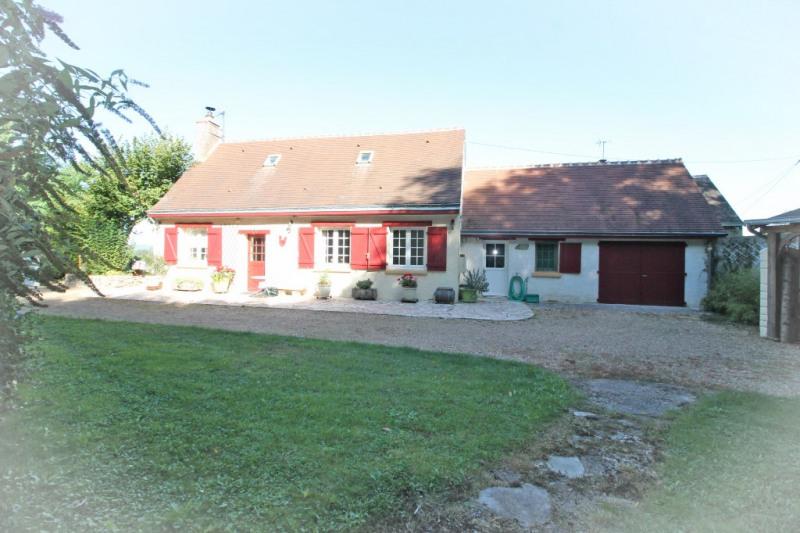 Vente maison / villa La chartre sur le loir 151900€ - Photo 1