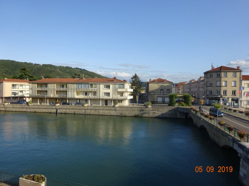 Location appartement St vallier 480€ CC - Photo 6
