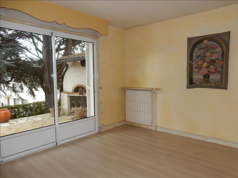 Vente maison / villa St cyr sur le rhone 317000€ - Photo 7