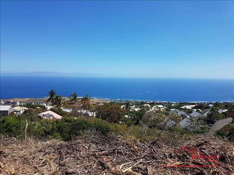 Vente terrain Le piton st leu 380 000€ - Photo 1