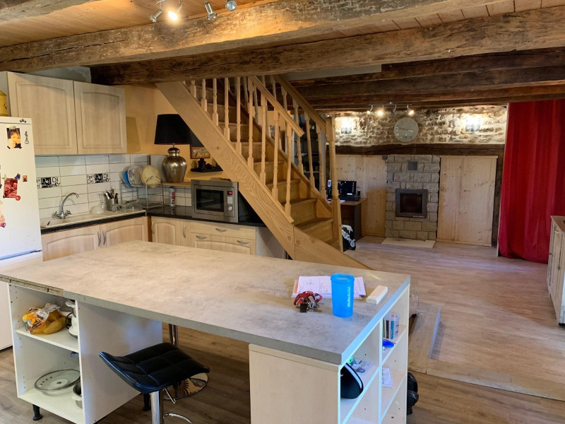 Sale house / villa Campuac 80000€ - Picture 3