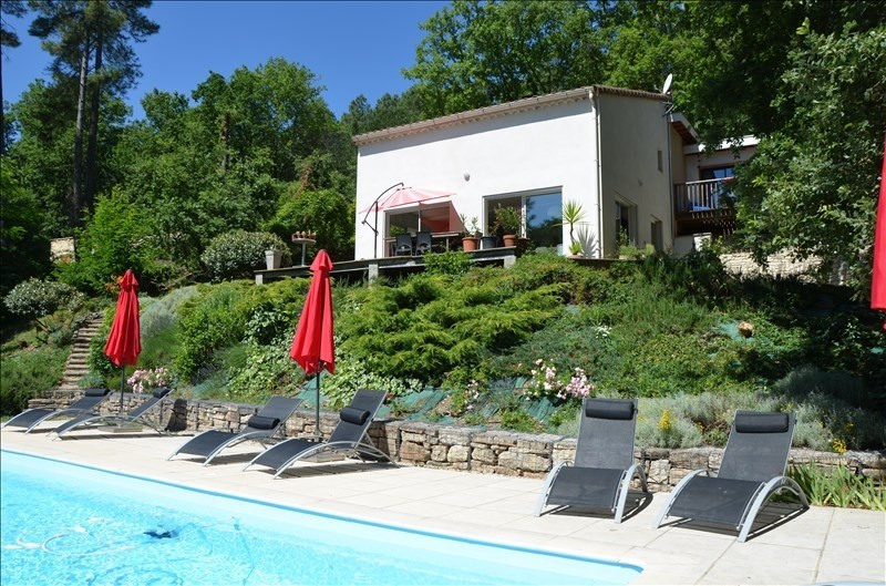 Vente maison / villa Vallon pont d arc 420 000€ - Photo 1