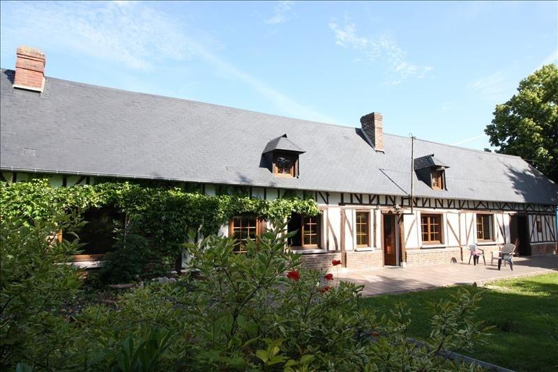 Vente maison / villa Beaumont le roger 149500€ - Photo 1