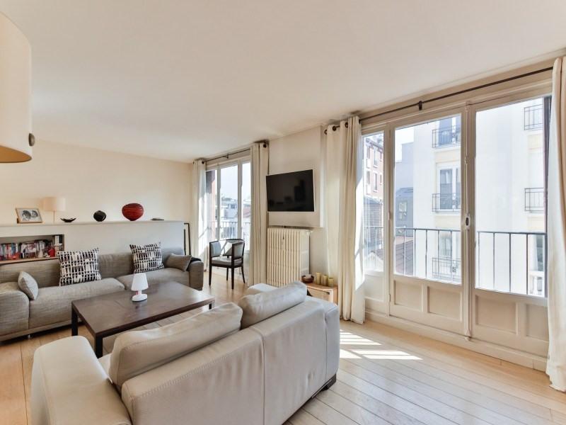 Immobile residenziali di prestigio appartamento Boulogne-billancourt 1430000€ - Fotografia 1