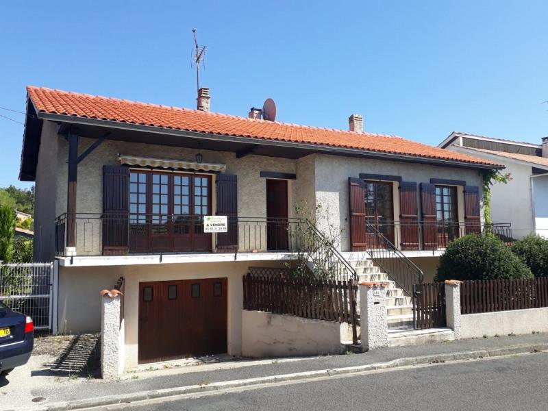 Vente maison / villa Ruelle-sur-touvre 124672€ - Photo 1